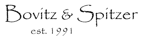 Bovitz & Spitzer, established in 1991